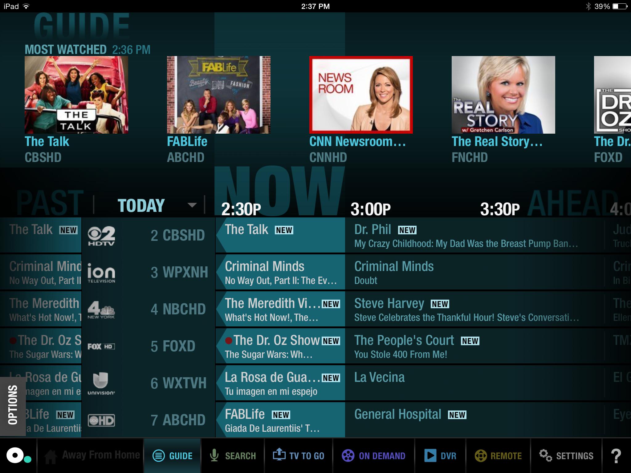 What Channel Is Showtime On Optimum >> Descargar La Optimum App Optimum