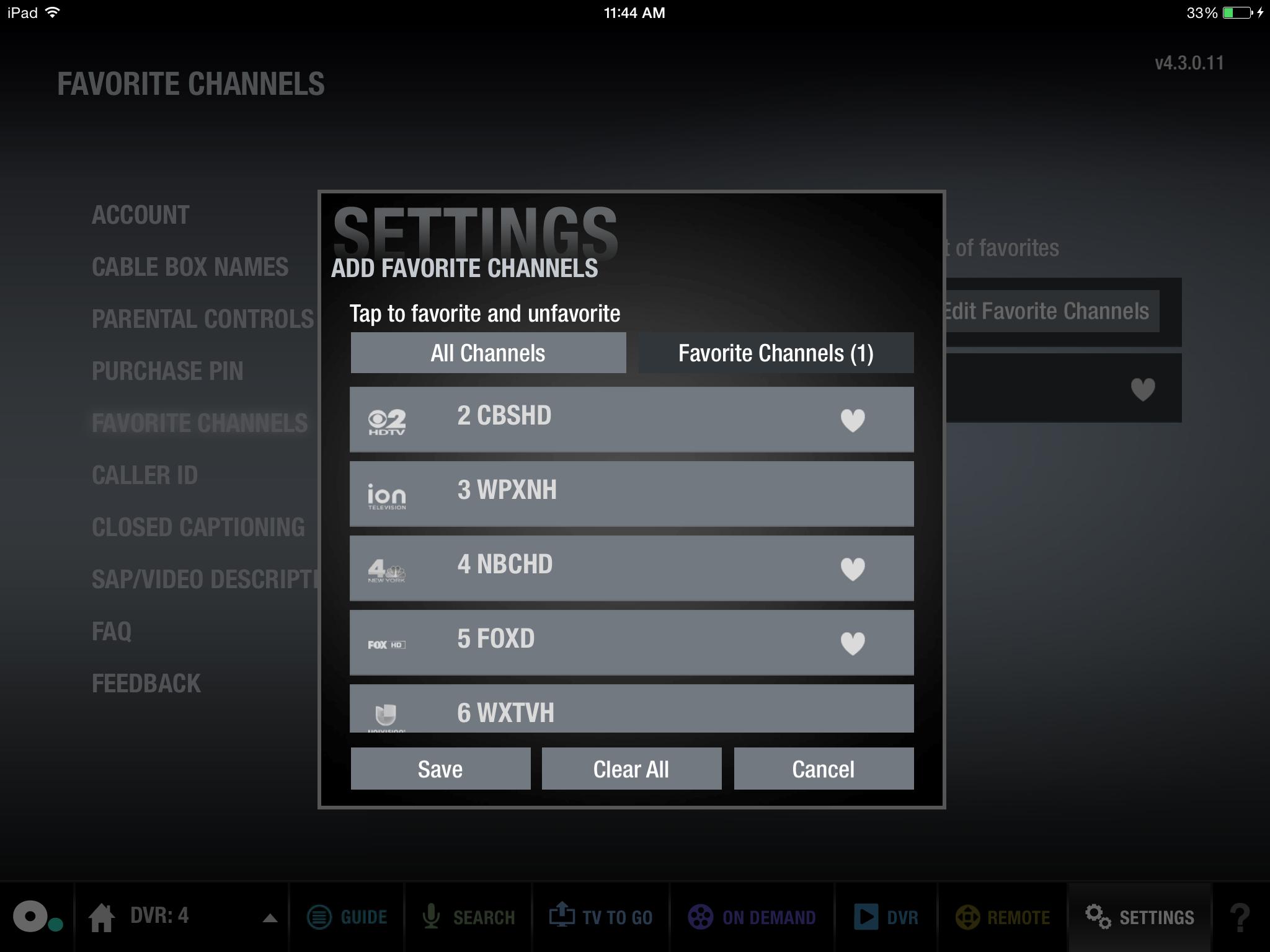 Optimum Value Package & Channel Lineup for Optimum ...