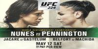 UFC 223: KHABIB VS. HOLLOWAY Sábado7 de abril a las10:00 p. m. - $64.95